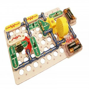 Snap Circuits w/ Computer Interface