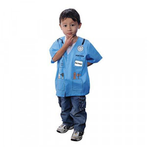 My 1st Career Gear Dr. (Blue), ages 3-6