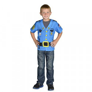 My 1st Career Gear Police, ages 3-6