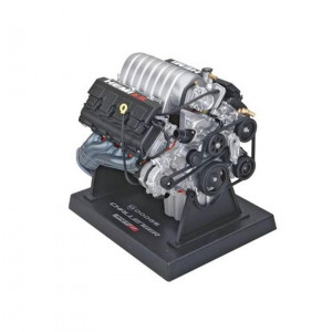 Dodge Challenger 6.1L SRT8 Engine Model 1/6 Diecast Model by Liberty Classics