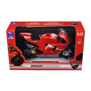 Ducati Desmosedici #27 GP 2009 Casey Stoner Bike Motorcycle 1/12 by New Ray