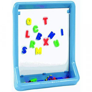 MAGNETIC MARKER ACTIVITY BOARD - TEAL GREEN