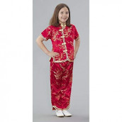 Childrens Factory Ethnic Costumes Chinese Girl