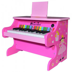 Schoenhut Princess Digital Piano - Pink