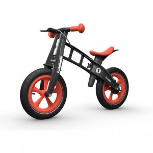 FirstBIKE Limited Bike with Brake, Orange