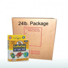 ACTIVA 24 lb. Package of Gray CelluClay