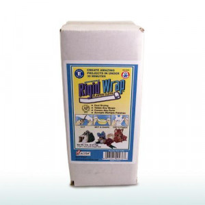 ACTIVA 5 lb. Bulk Box of Rigid Wrap Plaster Cloth