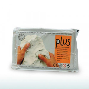 ACTIVA 2.2 lb White Plus Clay