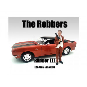 The Robbers Robber Ii Figure For 1:24 Scale Models By American Diorama