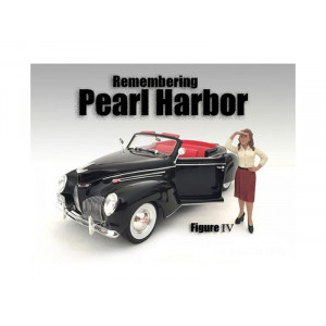 Remembering Pearl Harbor Figure IV For 1:18 Scale Models by American Diorama