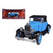 1928 Chevrolet Roadster Blue 1/32 Diecast Model Car by New Ray NR55013