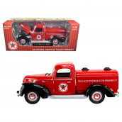1940 Ford Tanker Texaco Red 1/18 Diecast Model Car by Beyond Infinity 0605