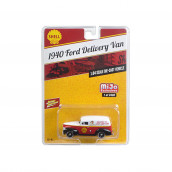 1940 Ford Delivery Van Shell 1/64 Diecast Model Car by Johnny Lightning JLCP7016