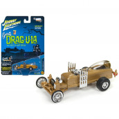 The Barris Dragula Hobby Exclusive 1/64 Diecast Model Car by Johnny Lightning JLSS003