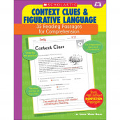 Scholastic Reading Passages for Comprehension, Context Clues and Figurative Language