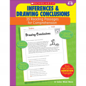 Scholastic Reading Passages for Comprehension, Inferences and Drawing Conclusions