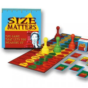 Size Matters Board Game