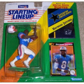 Starting Lineup Sports Super Star Collectible Haywood Jeffires Action Figure with Bonus Poster - 1992...