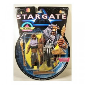 STARGATE THE MOVIE HORUS ACTION FIGURE [Toy]