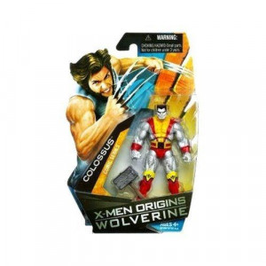 X-Men Origins: Wolverine Series 4 Colossus (Comic Version) Action Figure
