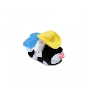 Zhu Zhu Pets Hamster Outfit Western Hat & Vest Hamster NOT Included!