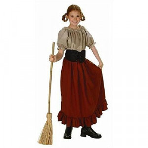 RG Costumes Renaissance Peasant Girl Child Small/Size 4-6