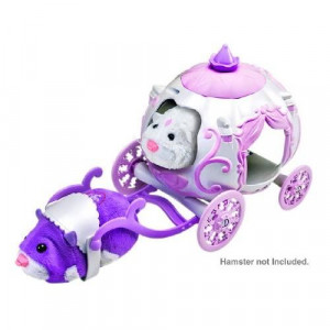 Zhu Zhu Pets Add On Playset Magical Crystal Ballroom Hamster Not Included