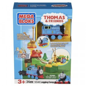 Thomas and Friends Logging camp