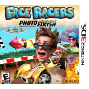 Face Racers: Photo Finish - Nintendo 3DS