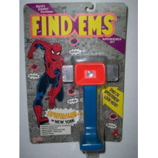 Find Ems Galoob Spider-man Worlds Greatest Trackdown Superviewer Set