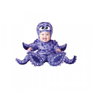 Tiny Tentacles Infant/Toddler Costume Purple