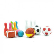 Pull and Stretch Bounce Ball - 3 Pack