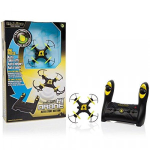 TX Juice Ai Drone - First RC Quadcopter with Auto Take-off Hover & Land! - Toys for children and adults