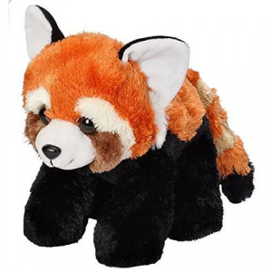 Wild Republic Red Panda Plush Stuffed Animal Plush Toy Gifts for Kids Hug'Ems 10 Inches