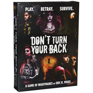 Evil Hat Productions Dont Turn Your Back Board game
