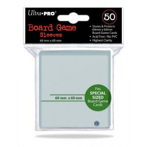 Ultra Pro 69mm X 69mm Board game Sleeves 50ct