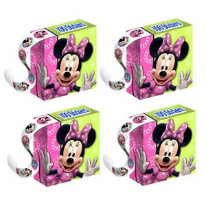 Minnie Bows Sticker Boxes Party Favors by Hallmark