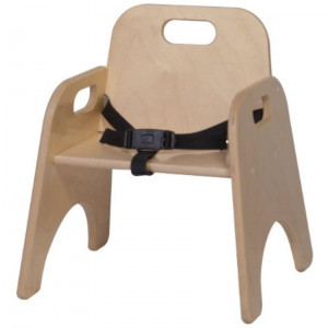 9 Toddler Chair with Strap