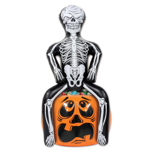 Inflatable Skeleton Party Pooper Cooler (Pack of 6)
