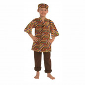 West African Boy Costume