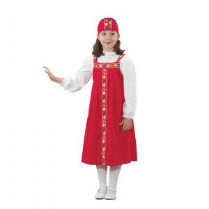Russian Girl Costume