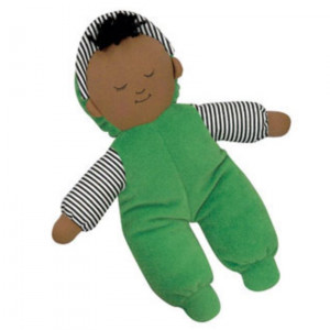 Babys First Doll - African American Boy