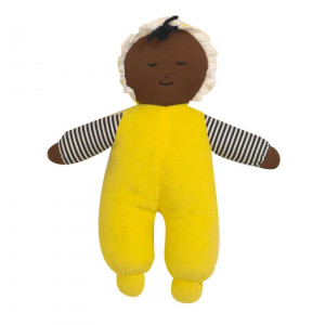 Babys First Doll - African American Girl