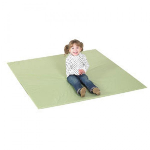 Two Tone Activity Mat - Sage/Fern
