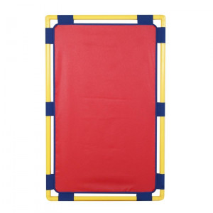 Rectangle Play Panel - Red