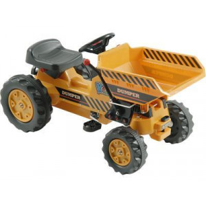 Dump Tractor Pedal Yellow