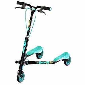 T5 Carving Scooter Black