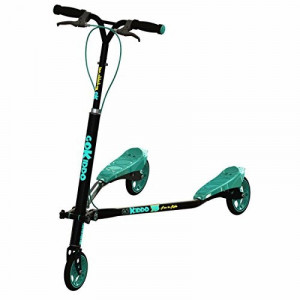T6 Carving Scooter Black