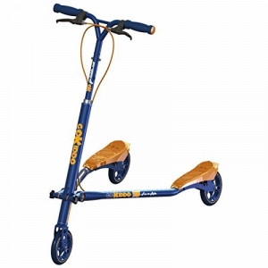 T6 Carving Scooter Blue